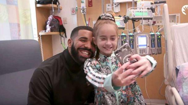 11-year-old girl gets heart transplant days after Drake visited her