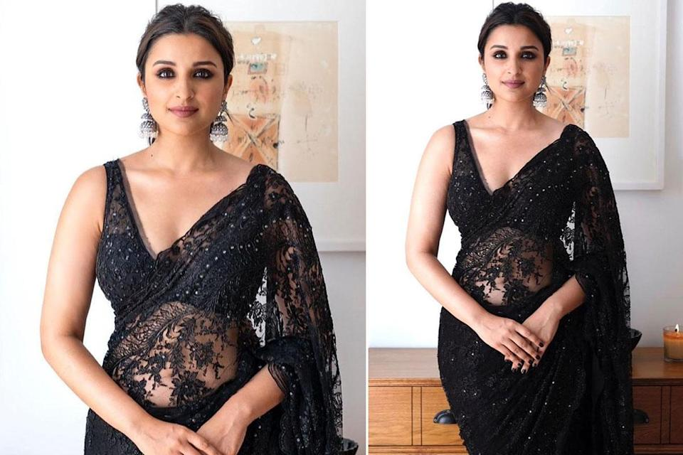 Parineeti Chopra Fashion Moments