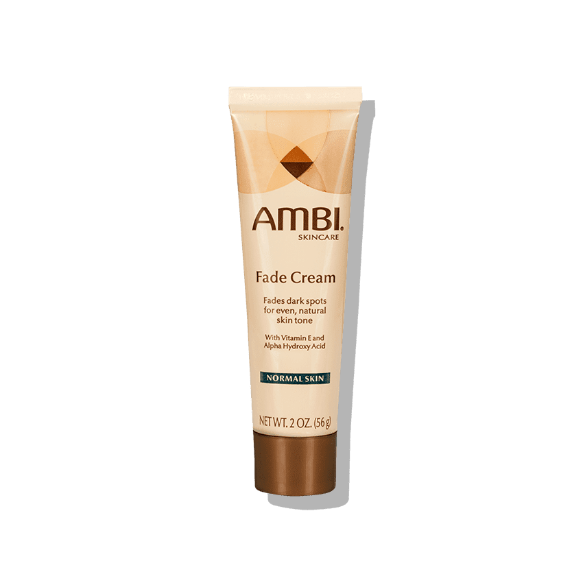 """<h2>Ambi Fade Cream<br></h2><br>""""Hydroquinone remains the gold standard for treatment of hyperpigmentation,"""" Dr. Hartman tells us. This O.G. drugstore formula contains 2% of the spot-fading ingredient, compared to the 4% usually prescribed by dermatologists, he explains. """"It provides effectiveness with a lower risk of adverse side effects, but it should not be used for longer than three months without consulting a professional,"""" he says. A word of warning: Hydroquinone can cause hypopigmentation, or excessive lightening of the skin, so be sure not to overdo it.<br><br><strong>Ambi</strong> AMBI Fade Cream Oily Skin, $, available at <a href=""""https://go.skimresources.com/?id=30283X879131&url=https%3A%2F%2Fwww.target.com%2Fp%2Fambi-fade-cream-oily-skin-2-oz%2F-%2FA-13534121%3Fref%3Dtgt_adv_XS000000%26AFID%3Dgoogle_pla_df%26fndsrc%3Dtgtao%26CPNG%3DPLA_Beauty%252BPersonal%2BCare%252BShopping_Local%26adgroup%3DSC_Health%252BBeauty%26LID%3D700000001170770pgs%26network%3Dg%26device%3Dc%26location%3D9004339%26ds_rl%3D1246978%26ds_rl%3D1248099%26gclid%3DEAIaIQobChMI--Oxve2B6wIVcuW1Ch1_4QDgEAQYASABEgKCS_D_BwE%26gclsrc%3Daw.ds"""" rel=""""nofollow noopener"""" target=""""_blank"""" data-ylk=""""slk:Target"""" class=""""link rapid-noclick-resp"""">Target</a>"""
