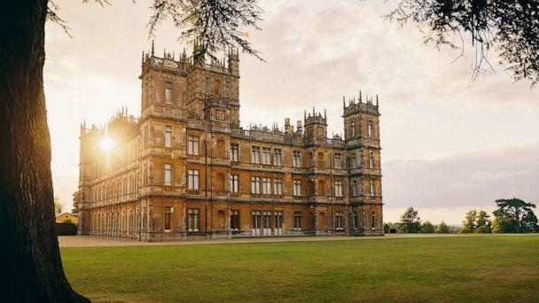 PHOTO: Highclere Castle - the home of Downton Abbey - is now available for a once-in-a-lifetime stay. (Airbnb)