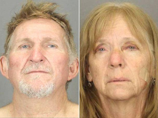 PHOTO: Blane, 56, and Susan Barksdale, 59, are wanted on murder and arson charges, police in Tucson said, Aug. 27, 2019. (Tuscon Police Department via Facebook)
