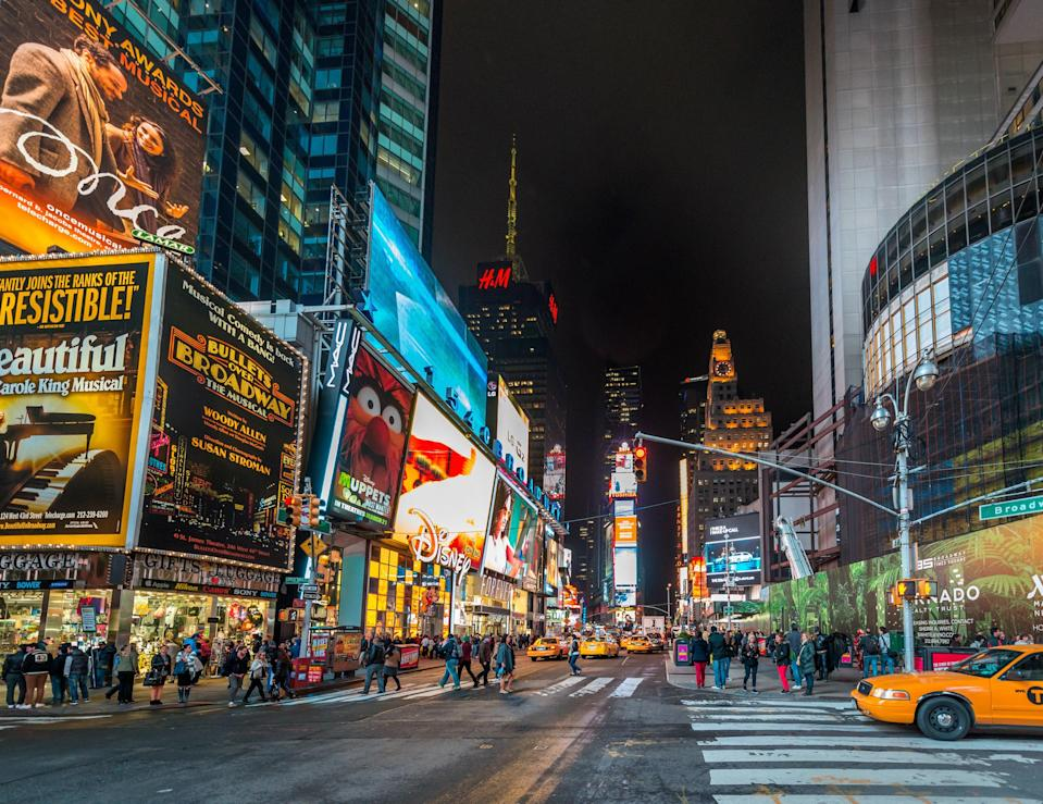 The lights of Broadway are back on