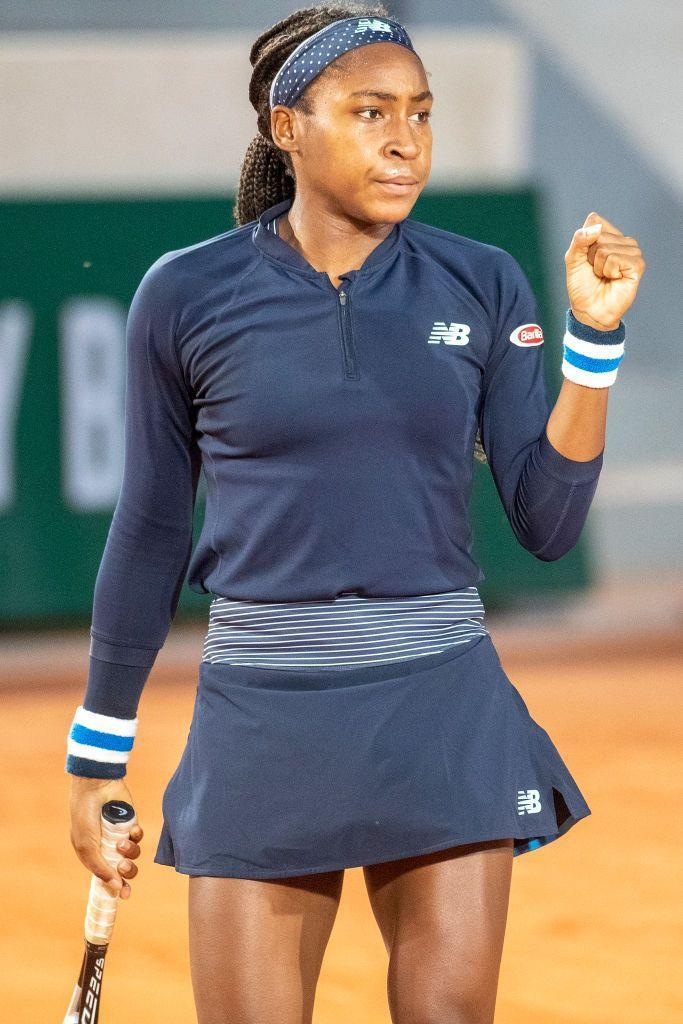 "<p><strong>Claim to fame: </strong>Professional tennis player</p><p><strong><strong>Why she's </strong><strong>extraordinary</strong><strong><strong>:</strong></strong></strong> In 2019, Gauff <a href=""https://www.oprahmag.com/entertainment/a28251356/cori-gauff-wimbledon/"" rel=""nofollow noopener"" target=""_blank"" data-ylk=""slk:made headlines at age 15"" class=""link rapid-noclick-resp"">made headlines at age 15</a> by beating Venus Williams at Wimbledon, becoming the youngest woman to win a match at the prominent tennis championships since 1991. She's currently the youngest player ranked in the Women's Tennis Association's top 100.</p>"