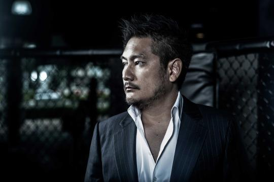 One Championship's Chairman and CEO, Chatri Sityodtong. Photo: One Championship