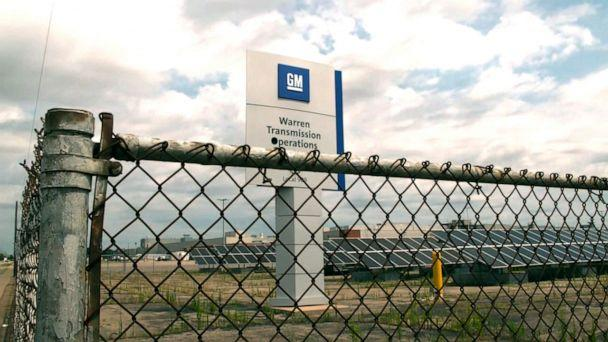 PHOTO: General Motors' Warren Transmission facility in Warren, Mich., closed in July after 78 years in operation. (ABC News)