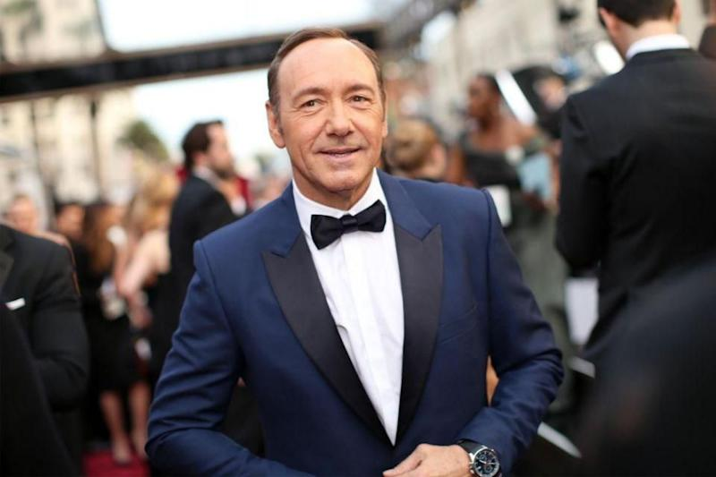 The Oscar winning actor was accused of inappropriate advances on a minor earlier this week. Source: Getty