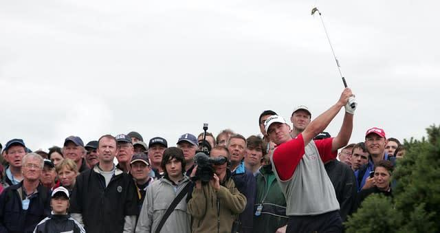 Steve Stricker believes fans are a vital part of the Ryder Cup (Martin Rickett/PA)