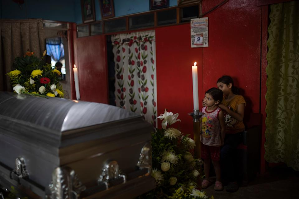 Mexico Homicides (Copyright 2020 The Associated Press. All rights reserved)