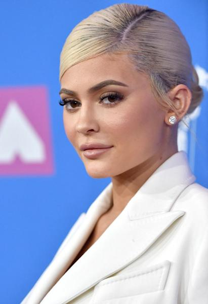 Kylie Jenner opened up about her post-pregnancy body, and why she doesn't care how much she's changed since giving birth to Stormi.