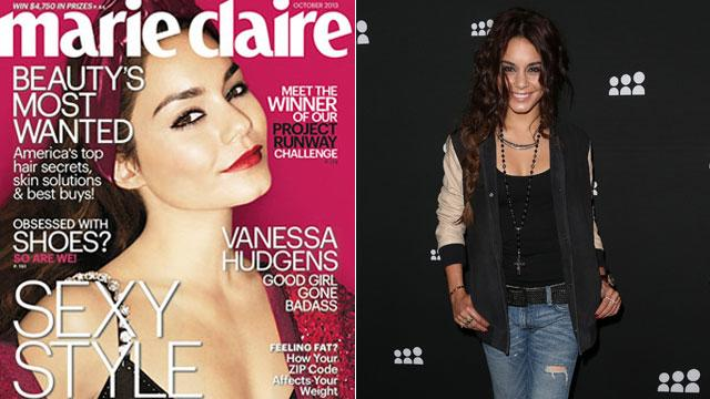 Hudgens On 'White Chocolate' Cocaine Accusations