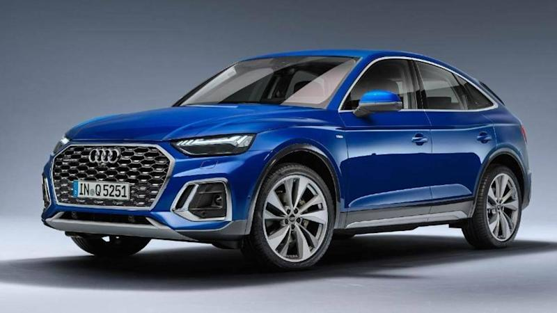 Audi Q5 Sportback coupe-SUV breaks cover: Details here