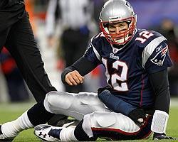 Tom Brady is expected to win NFL MVP, but the Jets put him down and out of the playoffs