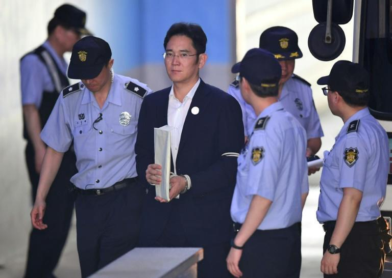 The prospect of Lee being imprisoned for years has sent shockwaves through Samsung