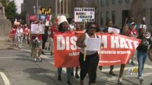 Advocates For Gun Safety Rally In Baltimore