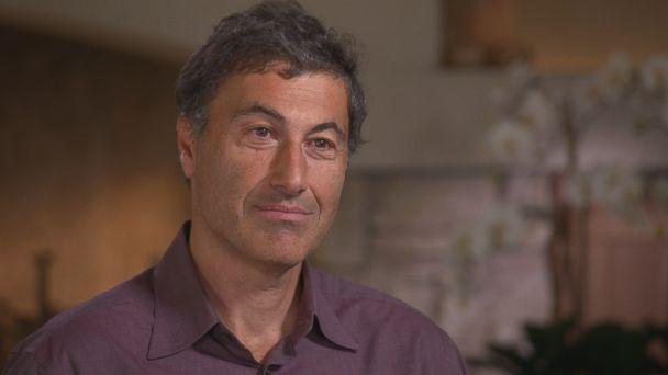 Avie Tevanian is seen here during an interview with 'Nightline.' (ABC News)