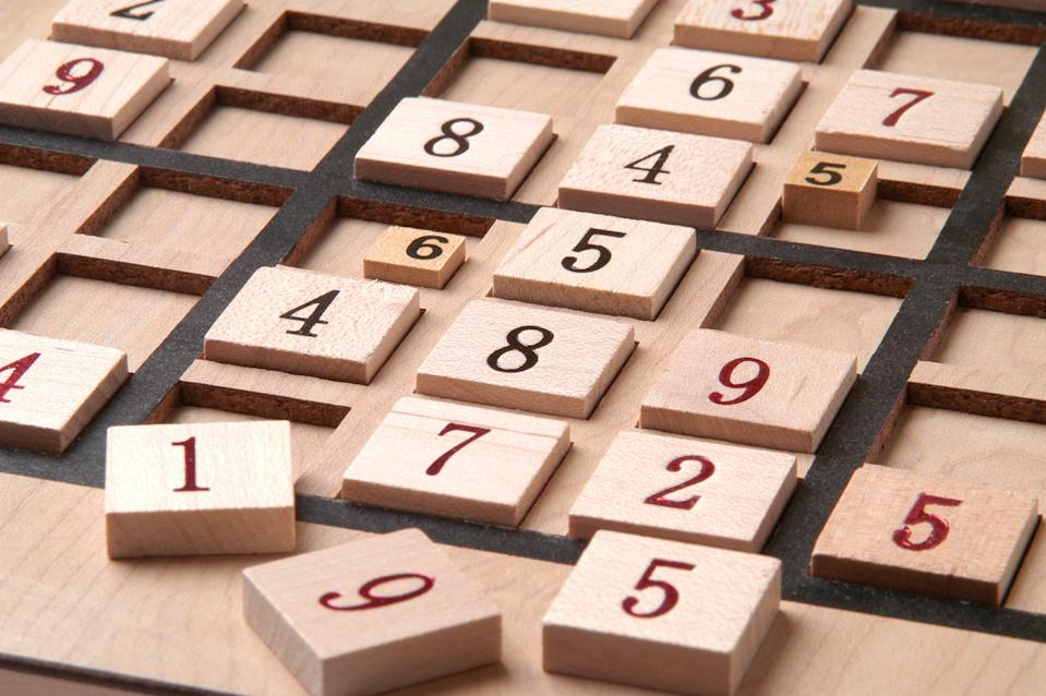 """<h1 class=""""title"""">Numerology Numbers in a Sudoku Puzzle</h1><cite class=""""credit"""">Getty Images</cite>"""