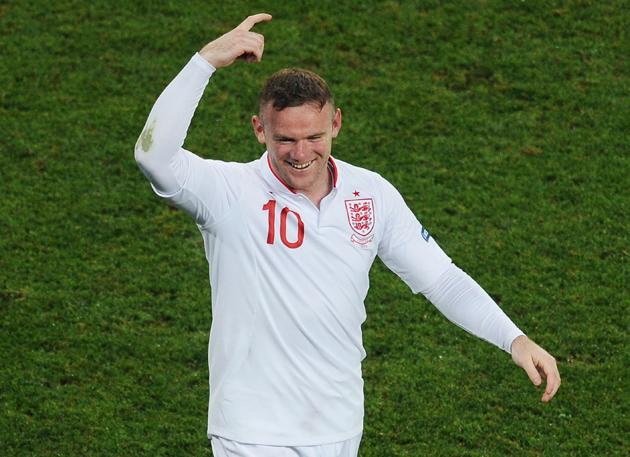 Wayne Rooney likes hair spray. The product, not the musical (Getty)