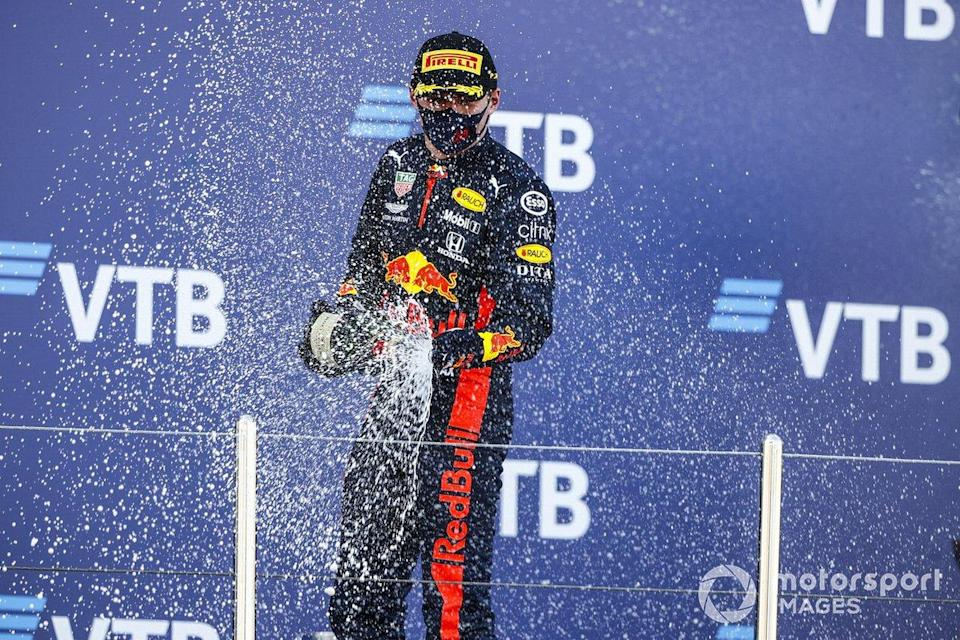 """Sotschi: Max Verstappen (Red Bull)<span class=""""copyright"""">Andy Hone / Motorsport Images</span>"""