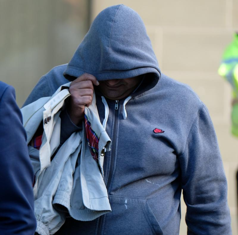 Gul Riaz was found guilty of two counts of rape and two counts of indecent assault. (SWNS)