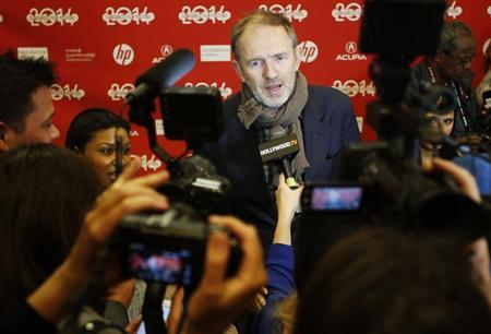 """Anton Corbijn attends the premiere of the film """"A Most Wanted Man"""" at the Sundance Film Festival in Park City"""