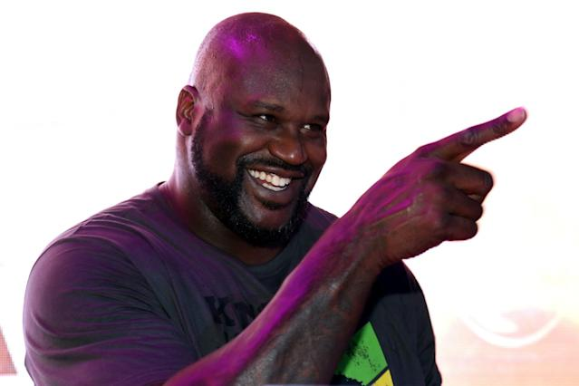 Shaquille O'Neal (Getty Images)