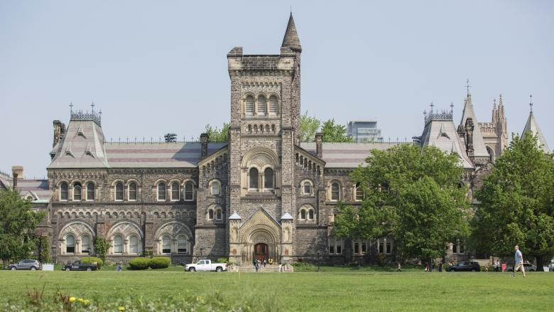 'Suspicious' object prompts police to evacuate University of Toronto residence
