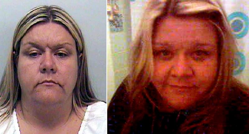 Former nursery worker Vanessa George was jailed for a minimum of seven years in 2009. (SWNS)