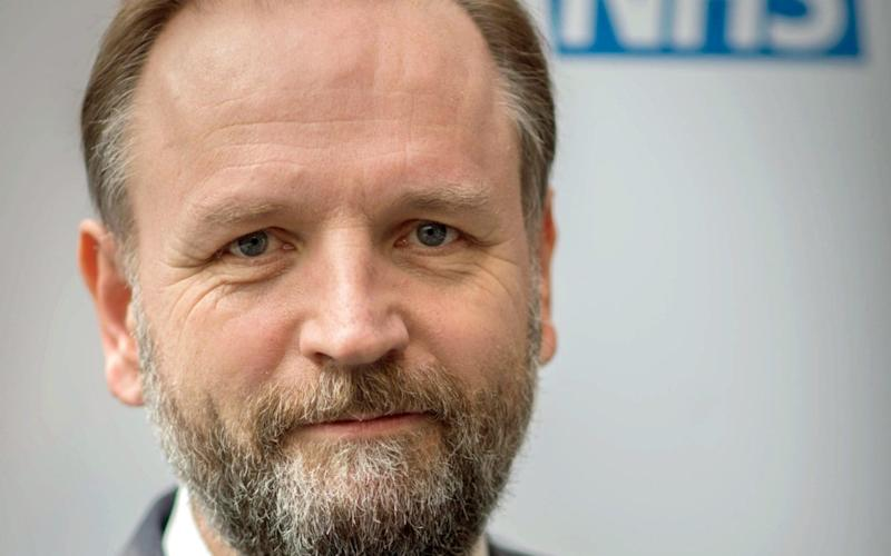 "Simon Stevens said older people were in a ""relatively advantaged position"" compared to younger generations - PA"