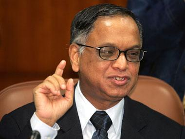 Exit of CFO MD Ranganath 'irreplaceable loss' for Infosys, says Narayana Murthy
