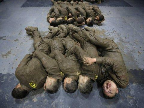 Chinese cadets