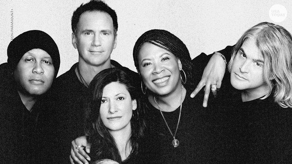 """The original 1992 cast of """"Real World"""" reunited decades later in the same New York City loft."""