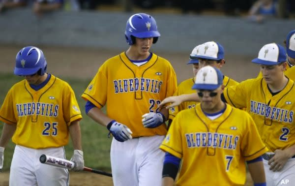 Martensdale-St. Mary's High will play for its 86th straight win in the Iowa Class A state title game