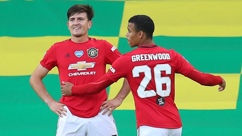 Maguire & Greenwood named in England squad for Nations League games against Iceland and Denmark