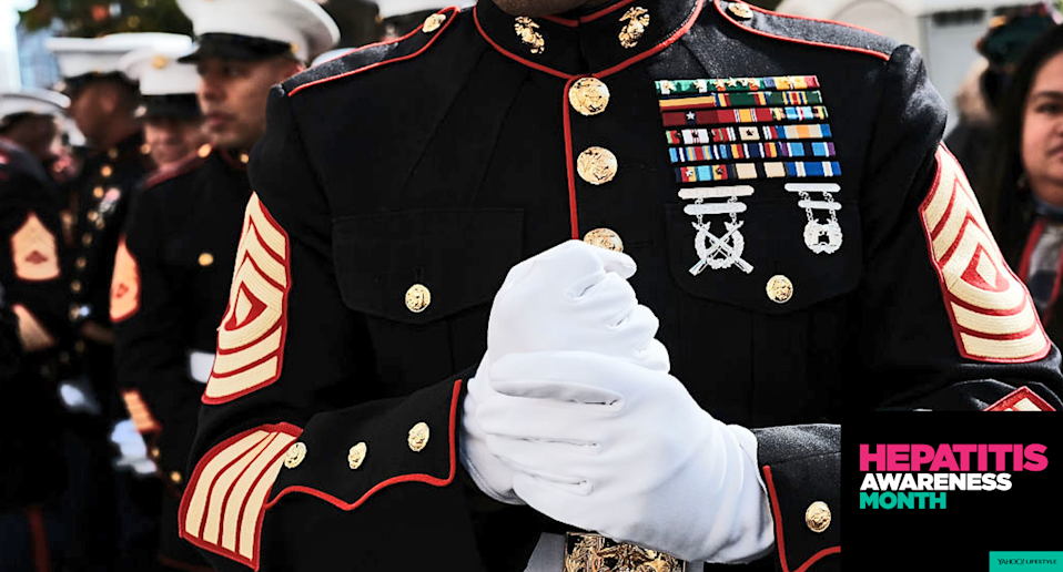 Veterans are three times more likely to be infected with hepatitis C. (Photo: Getty Images)