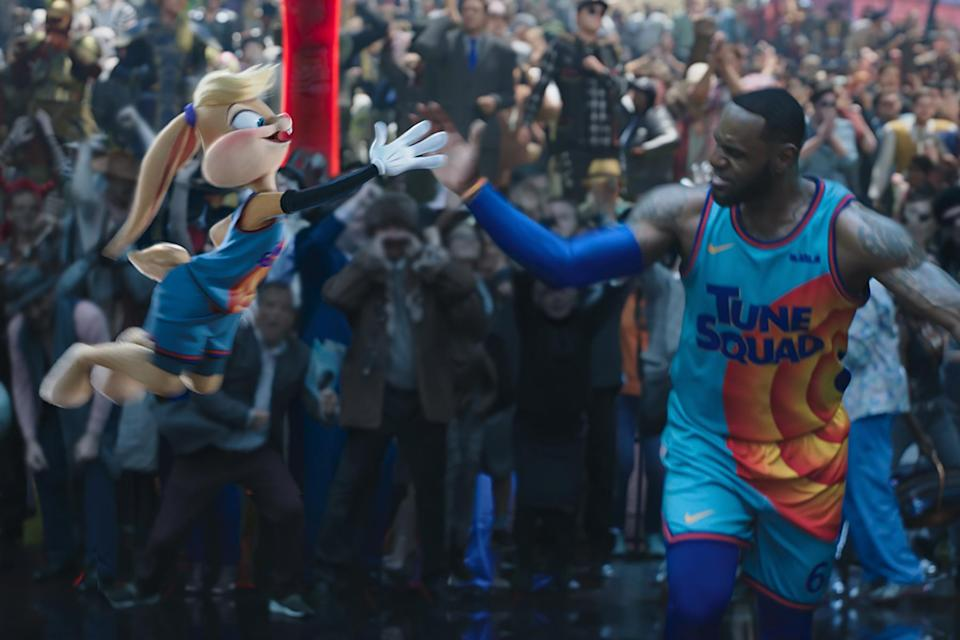 Space Jam: A New Legacy on HBO Max - Credit: Warner Bros.