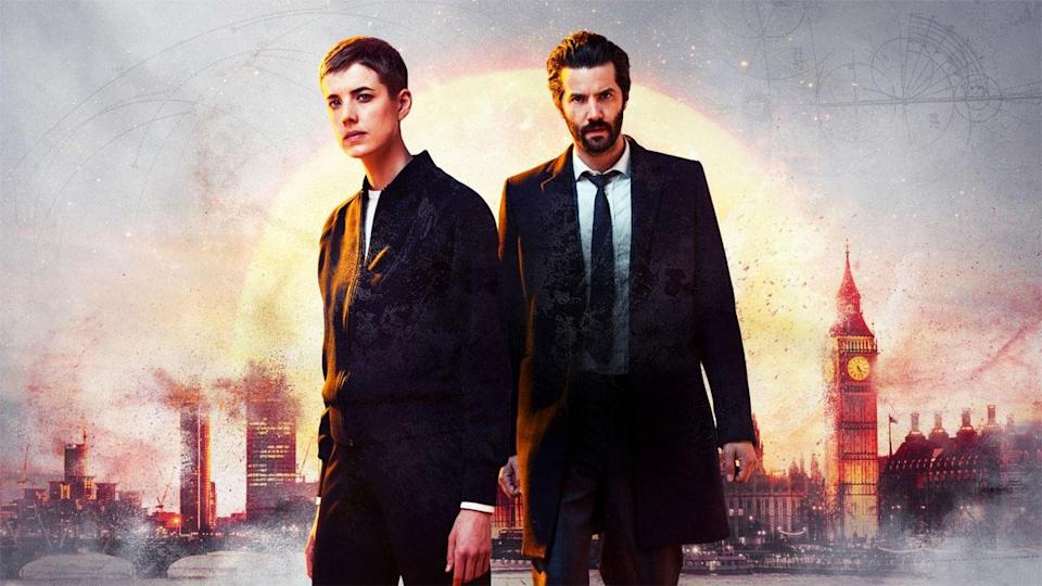 Hard Sun never quite moved beyond a police procedural (BBC One)