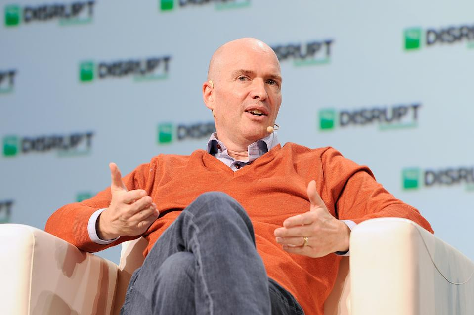 SAN FRANCISCO, CA - SEPTEMBER 06:  Andreessen Horowitz Co-founder and General Partner Ben Horowitz speaks onstage during Day 2 of TechCrunch Disrupt SF 2018 at Moscone Center on September 6, 2018 in San Francisco, California.  (Photo by Steve Jennings/Getty Images for TechCrunch)