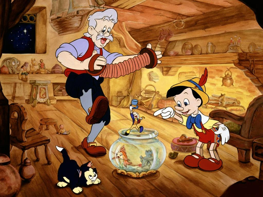 "1940 Walt Disney's classic animated feature ""Pinocchio"" was released on this day. The endearing story about a puppet who hopes to become a boy went on to be domestically re-released at least once every decade for the next 50 years."
