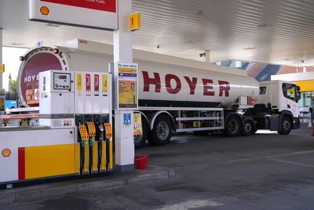 The Transport Secretary said his foreign worker visa offer would help solve petrol supply issues