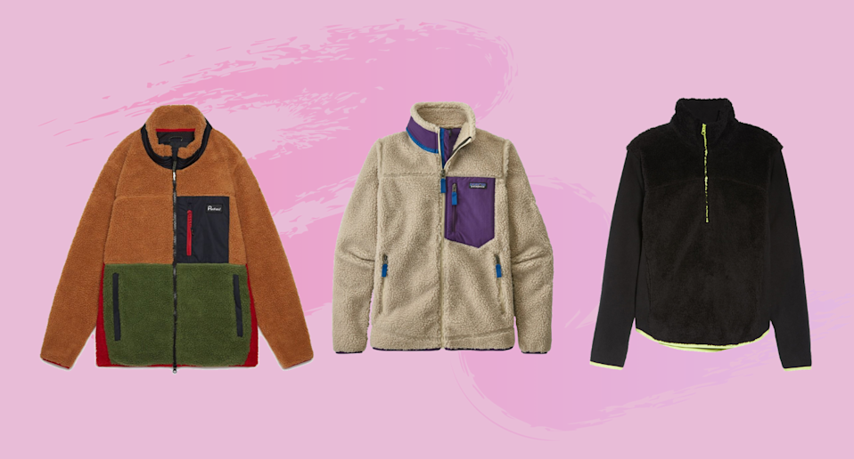 10 best retro fleece jackets from Patagonia, Nike, North Face and more.