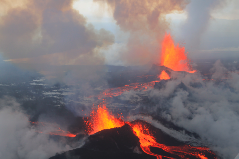 <em>Experts have warned that the Bardarbunga volcano in Iceland could erupt in the next few years (Wikipedia)</em>