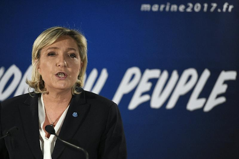 France's far-right FN scrambles for election funding