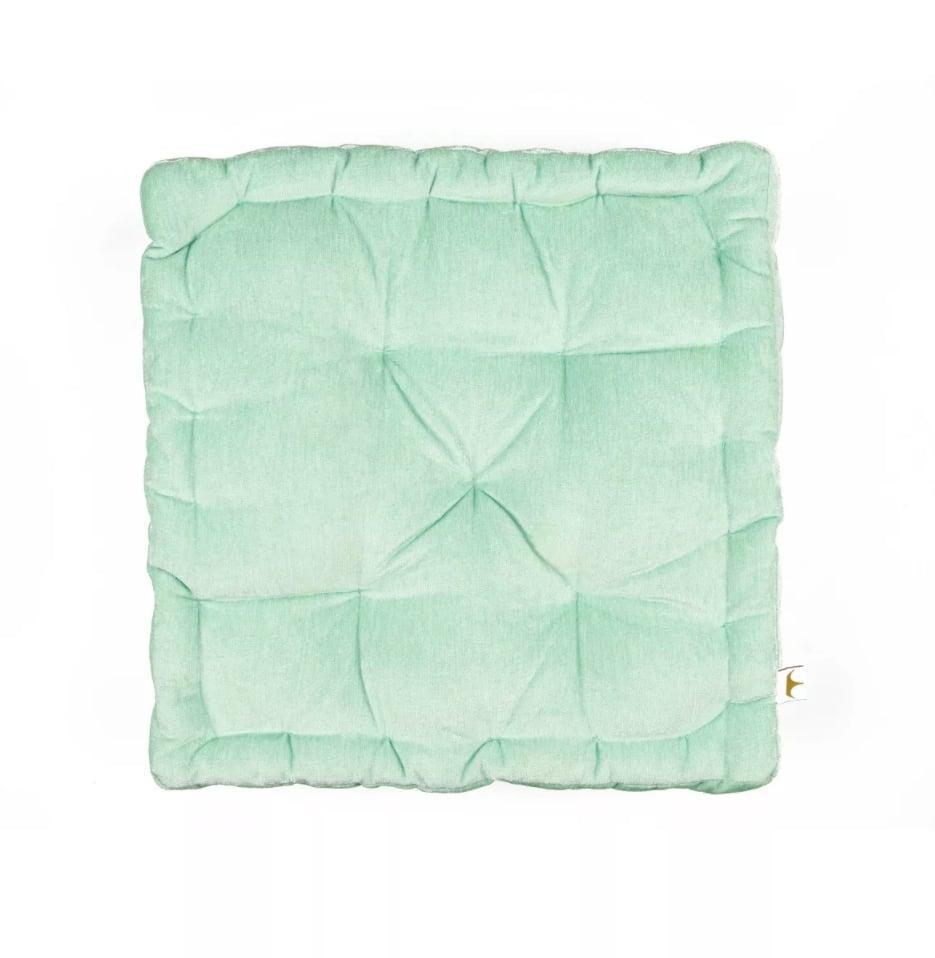 <p>Create an oasis at home with this <span>Disney Princess X POPSUGAR Moana Chenille Floor Pillow</span> ($30) in seafoam green.</p>