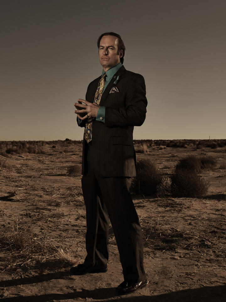 "Saul Goodman (Bob Odenkirk) in ""Breaking Bad"" Season 5."