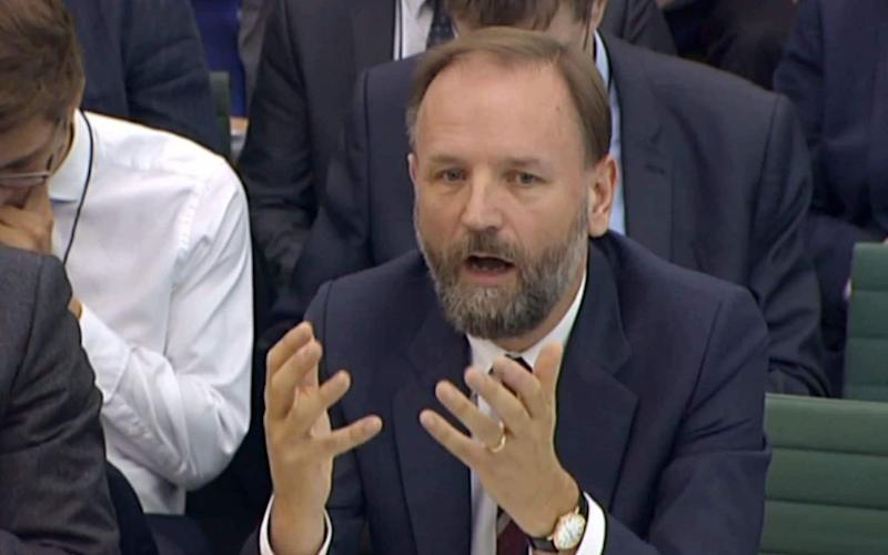 Simon Stevens said it would be 'stretching it' to say that the NHS received more money than was asked for  - PA