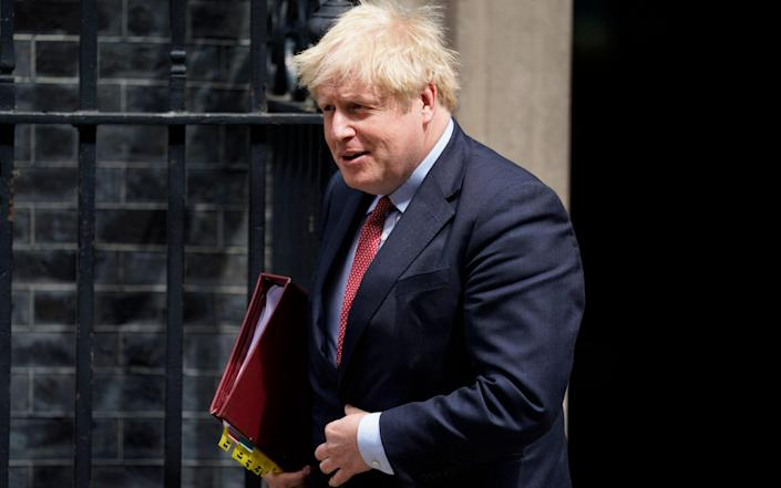 Boris Johnson said the cross-Government commission 'will examine inequality in the UK, across the whole population' - Shutterstock