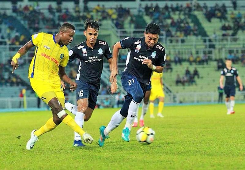 Mohamadou Sumareh could well follow team mate and club captain Matthew Davies' path to give Pahang more squad options.