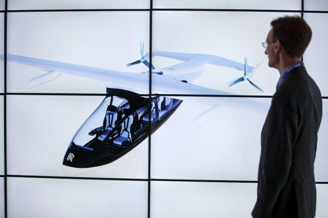 Forget flying carpets, flying taxis are coming your way