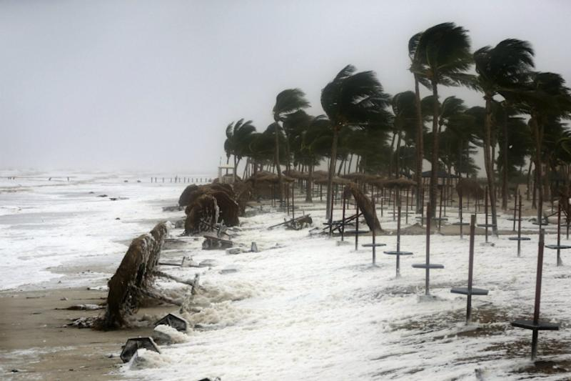 Cyclone Phethai Likely to Hit Andhra Pradesh Today, 9 Coastal Districts on High Alert