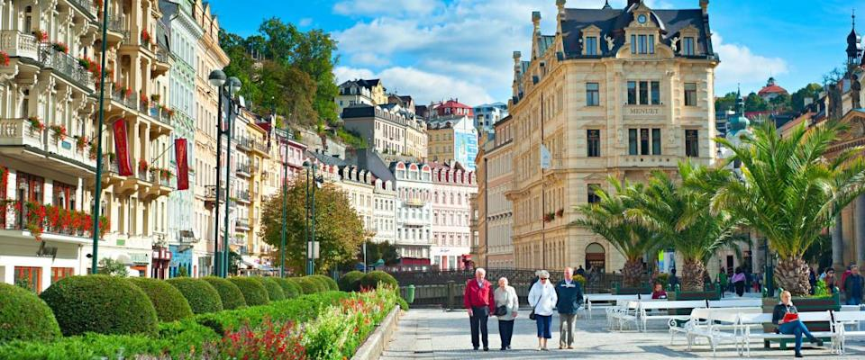 <cite>joyfull / Shutterstock</cite> <br>U.S. retirees may apply for permanent residency in the Czech Republic after five years.<br>